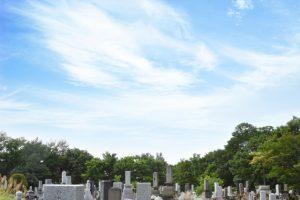 墓参りのイメージ画像